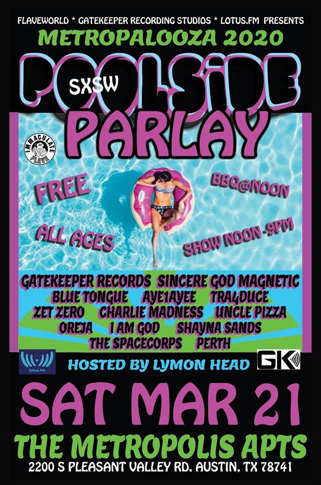 SXSW - Poolside Parlay